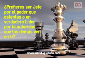 Liderazgo by David Quesada