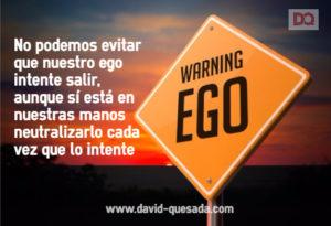 Los problemas del ego by David Quesada